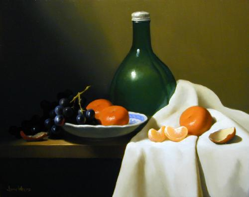 Jerry Weers Still Life Oil Paintings